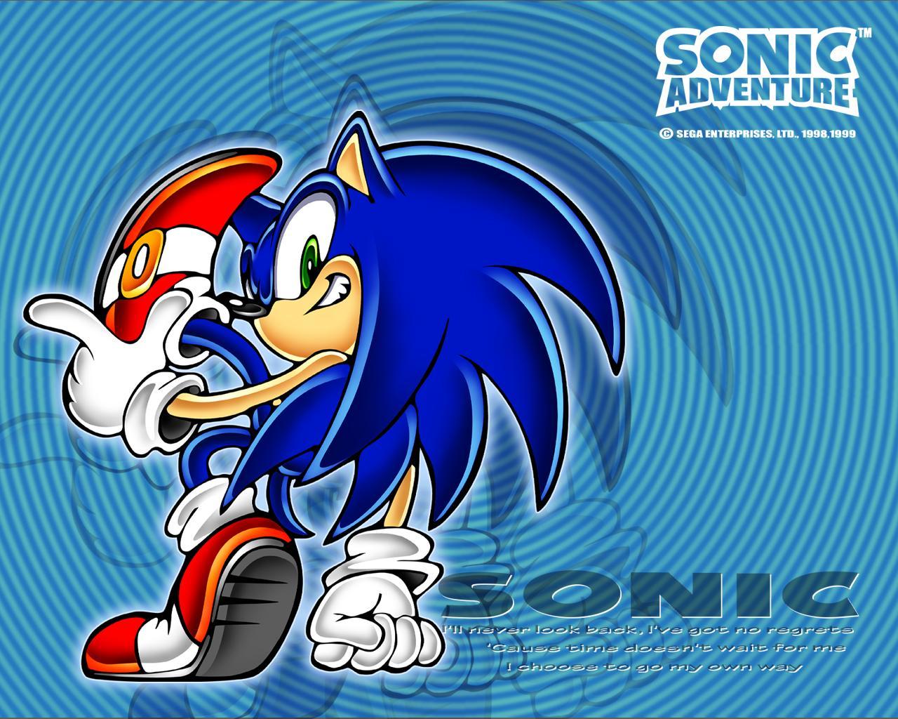 Shadow Of A Hedgehog Desktop Sonic Adventure 1 2 Wallpapers