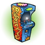 NiGHTS Arcade Game