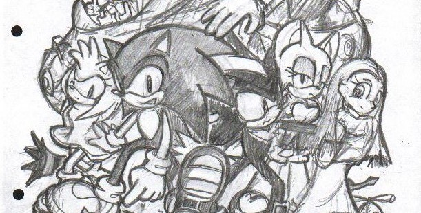 Darkspeeds's Sonic Adventure 2 Comic