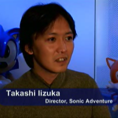 Sonic Adventure DX Commentary