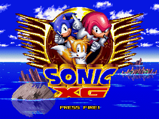 Sonic XG Has Been Revived