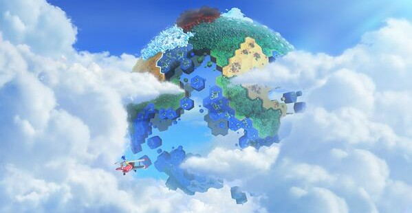 Sonic Lost World Desert Ruins Cutscene Released