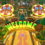 Sonic Colors Hi-Res Screens Part 1: Tropical Resort