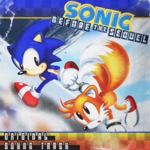 sonic before the sequel ost cover