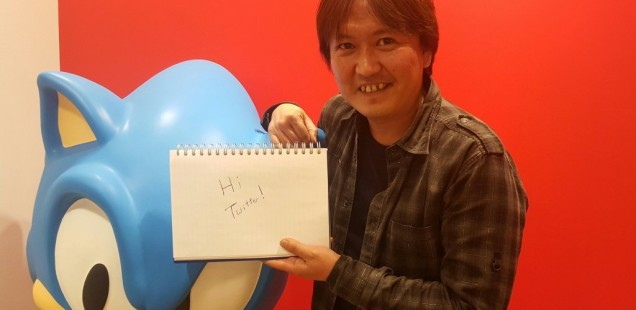 Takashi Iizuka in US to Oversee Development of New Sonic Games