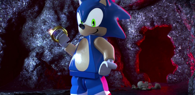 Sonic Revealed for Lego Dimensions