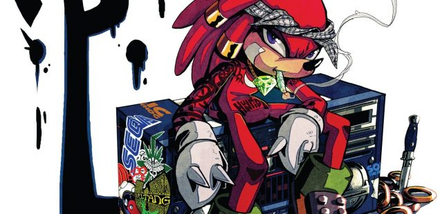 Hunnid-P Releases New Track to Celebrate Sonic Mania