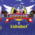 Sonic & Kidrobot Collaboration Announced