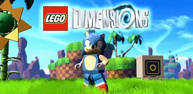 Sonic LEGO Dimensions Pack Characters Announced