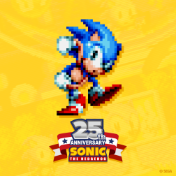 Sonic's 25th Party Mix (2016) Music