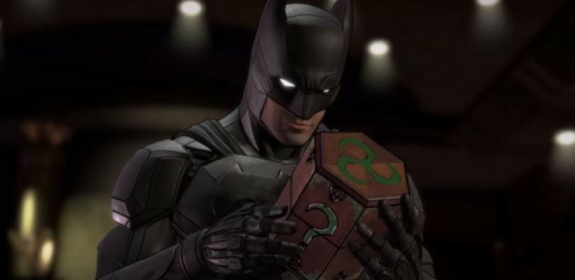 Review: Batman - The Enemy Within
