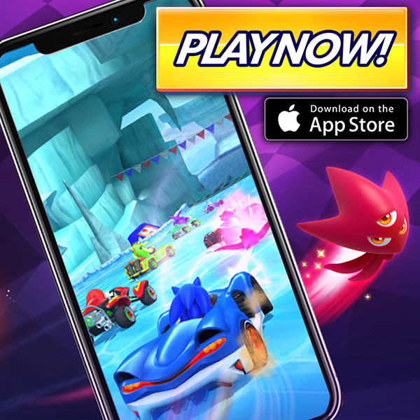 Team Sonic Racing Mobile Revealed